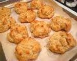 Peach Drop Biscuits