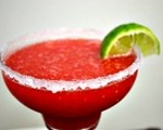 Ultimate Strawberry Frozen Margarita