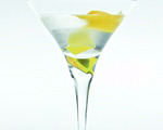 Dutch Martini Cocktail