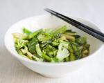 Early Summer Vegetable Stir-Fry