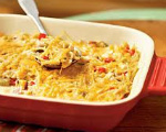 Chicken and Cheese