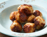 Easy Chicken Meatballs