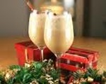 Fresh Holiday Eggnog