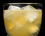 Elderflower Sidecar Cocktail