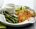 Fish and Green Beans with Japanese Mayonnaise