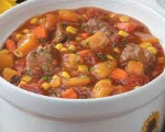 Vegetable Tenderloin Stew