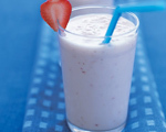 Fresh Fruit Pudding Milk Shake