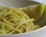Fresh Lemon and Garlic Pasta Sauce