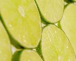 Fresh Lime and Brown Sugar Syrup
