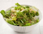Frisee, Endive and Watercress Salad