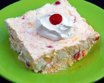 Fruit Freeze Dessert
