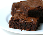 Fudge Coffee Brownies