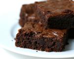 Fudge Coffee Brownies