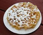 Sweet Funnel Cakes