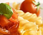Fusilli Pasta with Fresh Tomato