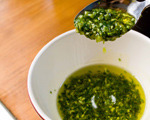 Garlic and Basil Marinade