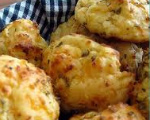 Garlic Biscuits