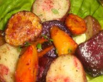 Butter Roasted Vegetables