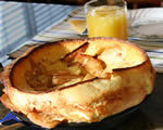 German Style Pan Cake