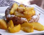 Giant Peach Pancake