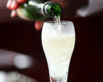Gin French 75 Cocktail