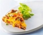 Gina's Cheesy Frittata Supreme