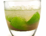 Ginger Caipirissima Cocktail