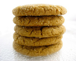 Traditional Ginger Cookies