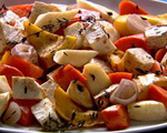 Glazed Root Vegetables