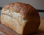 Golden Flax Bread