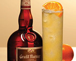 Grand Orange Collins Cocktail