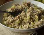 Green Grape, Chicken and Wild Rice Salad