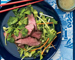 Grilled Lamb Salad with Cumin