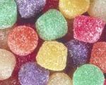 Gum Drop Fruit Salad