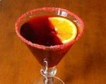 Blood Red Halloween Punch