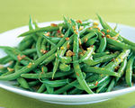 Tangy Herbed Green Beans
