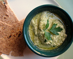 Herbed Feta and Tahini Dip