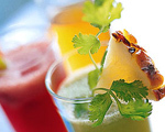 Herbed Pineapple Refresher