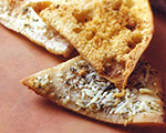 Homemade Italian-Style Pita Chip Wedges