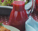 Honey and Cranberry Vinaigrette
