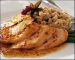 Low Fat Honey Chicken