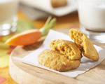 Honey Carrot Cookies