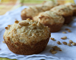 Honey and Yogurt Muffins