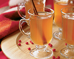 Hot Cinnamon Cider