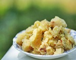 Hot Potato Salad with Bacon