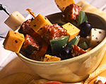 Italian Appetizer Kabobs
