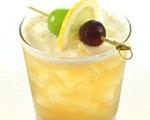 Italian Grape Juice Sour Cocktail