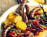 Italian Sausage with Sweet Peppers