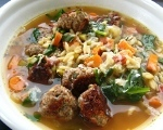 Italian Wedding Soup Made Easy