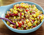 Jalapeno and Grilled Corn Relish